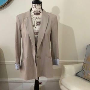 Zara basic light jacket size L